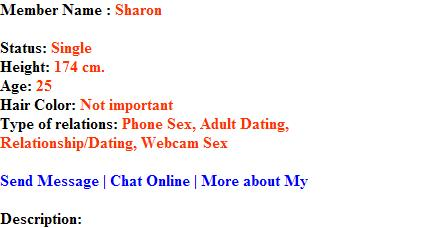 sex chat search men